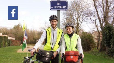 Suivre le voyage de Laura et Benoit